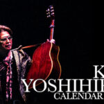 KAI YOSHIHIRO DESK CALENDAR 2021 (送料込み)