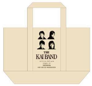 KAI BAND 45th+1 Anniversary FINAL 大判トートバッグ