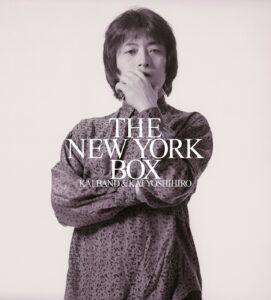 【送料込み】KAI BAND & KAI YOSHIHIRO NEW YORK BOX